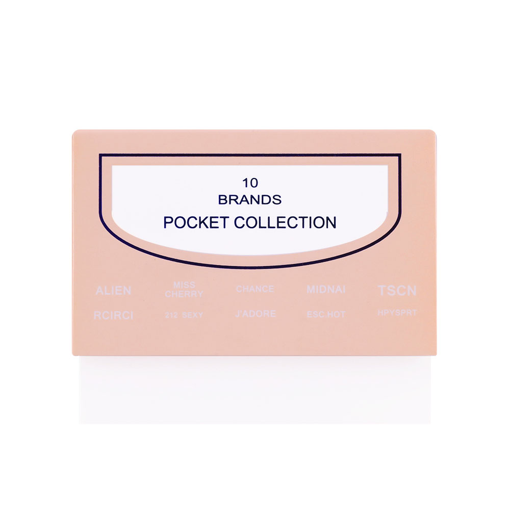 POCKET COLLECTION 18ML PINK
